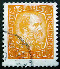 Used Single Icelandic Stamps