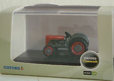 OXFORD DIECAST 1/76th  / 4mm  RED FERGUSON TEA TRACTOR