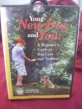 Your New Dog and You : A Beginner's Guide to Dog Care and Training DVD New crack