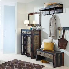 wand garderoben sets f r den wohnbereich massivholz g nstig kaufen ebay. Black Bedroom Furniture Sets. Home Design Ideas
