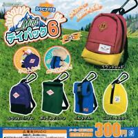 J Dream mini carabiner daypack 6 Gashapon 5set complete mini bag capsule