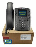 Polycom VVX 410 IP Phone PoE (2200-46162-025) -Renewed 1 Year Warranty