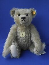 Steiff Classic Mohair Teddy Bear Complete Original Tags Collectors Button in Ear