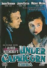 Under Capricorn - Ingrid Bergman, Alfred Hitchcock UK Region 2 Compatible DVD