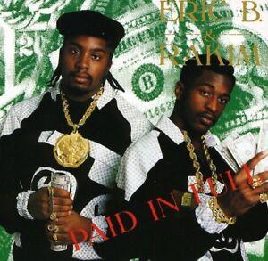 Eric B. & Rakim - Paid in Full [New CD] UK - Import
