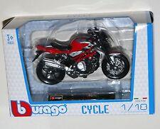Burago - MV AGUSTA BRUTALE 1090 RR Motorcycle Model Scale 1:18