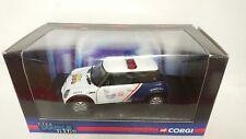 Corgi Nine Double Nine CC86517 BMW Mini Royal Canadian Police Ltd 0003 of 3500