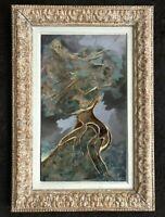 LILY MASSON (1920-2019) Fille du peintre André MASSON // Oeuvre Surréaliste (11)