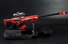Barrett Rifle Nerf Gun Water Ball Orbeez Airsoft Crystal Bullet Sound Kids Boy