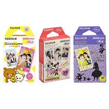 Rilakkuma & Mickey & Alice FujiFilm Instax Mini Film Polaroid 30 Instant Photos