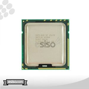 MATCHED PAIR SLBV7 INTEL XEON X5670 6 CORE 2.93GHz 12M 6.4GT/s 95W PROCESSOR