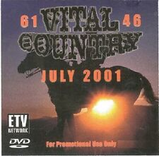 ETV Vital Country DVD - July 2001