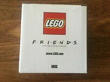 LEGO 5006068 Friends Mug Limited Edition Stainless Steel NEW