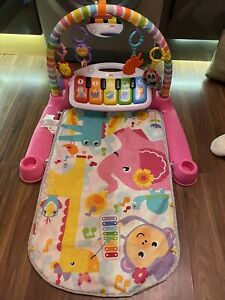 Fisher-Price Kick and Play Piano Gym / Play Mat