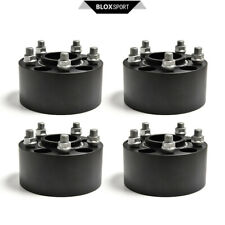 4pcs 60mm 5x114.3 CB70.5 (Front + Rear) Forged Wheel Spacers for Ford Mustang V6