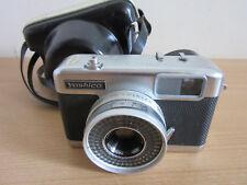 Vintage Yashica EZ matic camera w/ 37mm Lens & leather case