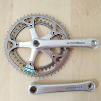 Kids//Tandem//Folding Bicycle Crankset Cotterless  Crank Alloy NEW 127mm 28t