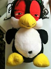 LARGE ANGRY Bird Stuffed Animal Plush Classic Toy Co. about 16
