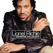 LIONEL RICHIE CD - DEFINITIVE COLLECTION (2003) - NEW UNOPENED