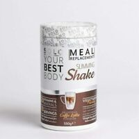 Solo Meal Replacement Slimming Shake 550g - Caffe Latte