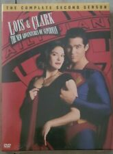 Lois & Clark The Complete Second (2) Season DVD (2013) Brand New Factory Sealed
