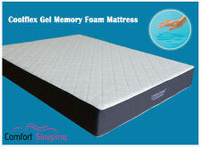 DELUXE Gel Memory Foam Mattress Queen size
