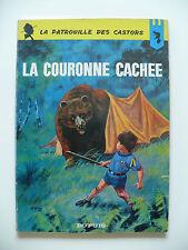 EO (bel état) - La patrouille des Castors 13 (la couronne cachée) 1965 Mitacq