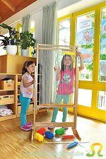 EDUPLAY Riesen Webrahmen Holz -inkl. Wolle- Bodenaufsteller 40 x 64 x 125 cm NEU