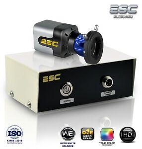 Endoscope camera Rigid Endoscopy Coupler Hd Medical Ent Laparoscopy 1MP Storz