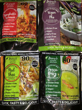 Miracle Noodle Gluten Free (Ready to Eat Meals) Variety Pack 4 Count