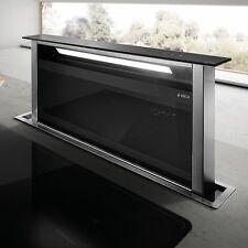 Elica Andante/Adagio Downdraft Hood 90cm PRF0006191A Black Glass