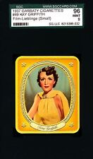 Kay Griffith -1937 Garbaty Film Lieblinge Card #49; Passion Cig; SGC 9 (MINT)