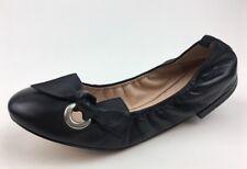 Marc Jacobs Women's Venice Round Ballet Flats Size US 8.5, Black  124
