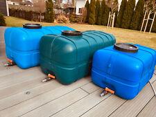 Wassertank 160L-300L, Trinkwassertank, Frischwassertank, Wasserspeichertank