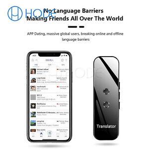 Portable Translaty Smart Instant Real Time Voice 72  Languages Translator UK