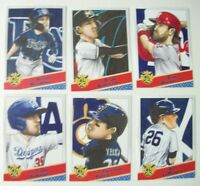 2020 Topps Big League STAR CARICATURE REPRODUCTION You Pick from Drop List