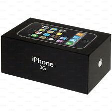 Refurbished Apple iPhone 3G Black 16GB A1241 iOS 4.2.1 Simlock-Free Smartphone