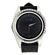 "Iggual smartwatch Evo1 1.2"" IPS Bt4.0 acero"