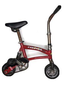 Vtg Motiv Just Go RUNT Mini Stunt Bike Clown Circus Travel Adult Kids Bicycle