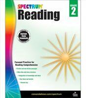 Spectrum Reading, Grade 2, Paperback by Spectrum (COR), Brand New, Free shipp...