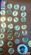The 1990 China Beijing Asian Games and other 28 pins and 2 coins lot D