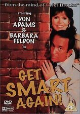 Get Smart Again (DVD, 2003) new freepost
