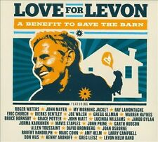 Love For Levon CD 2 CD digipak Brand New -