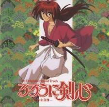 Rurouni Kenshin TV Vol. 1 Departure SOUNDTRACK CD NEU
