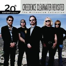 Creedence Clearwater Revisited The best 20th century CD New sealed