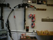 PSE Laser II, left hand draw, 35# pull. New with arrows and case.