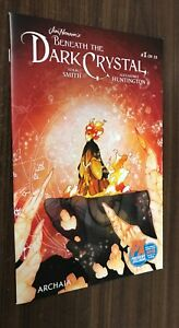 BENEATH THE DARK CRYSTAL #1 -- Limited SDCC Variant -- Henson -- NM- Or Better
