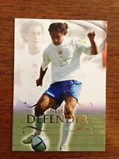2011 Futera Unique Football Soccer Card - Italy NESTA Mint