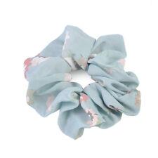 Korean Style Women Lady Hair Scrunchies Bun Ring Elastic Sports Dance Scrunchie