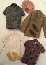 VINTAGE 1960s BARBIE KEN OUTFIT Separates Dream Boat #785